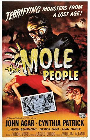 Подземное население - Mole people