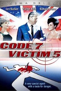 Пятая жертва - Victim Five