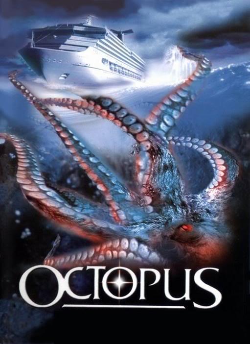 Щупальца - Octopus