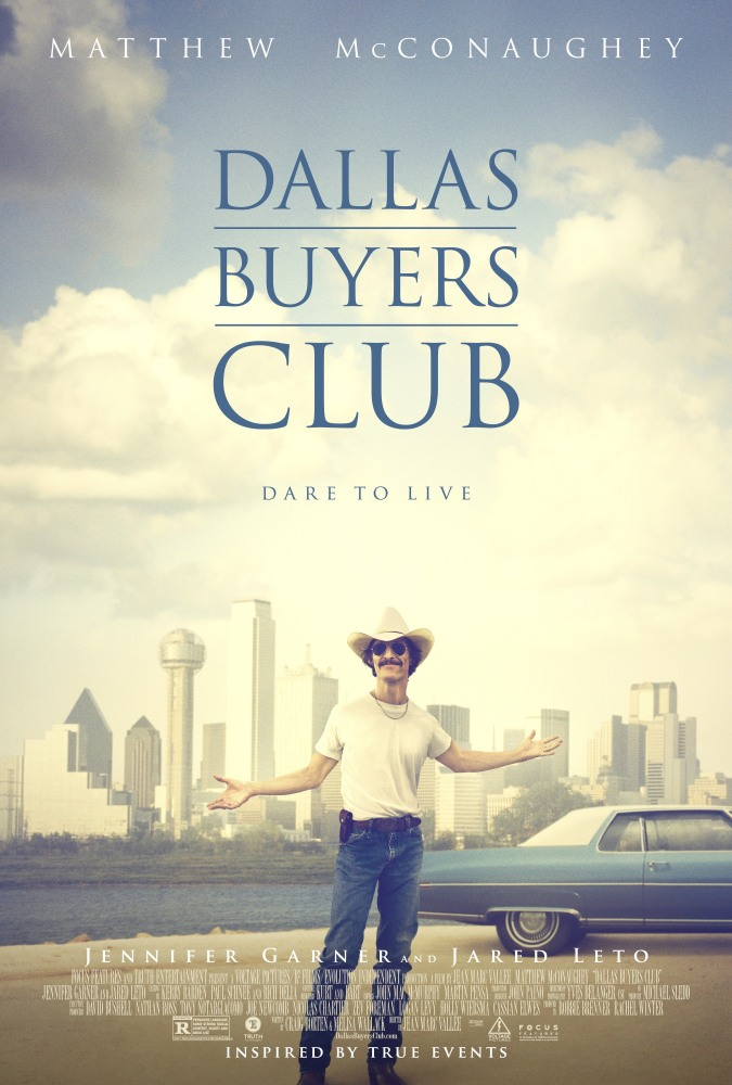 Далласский клуб покупателей - Dallas Buyers Club