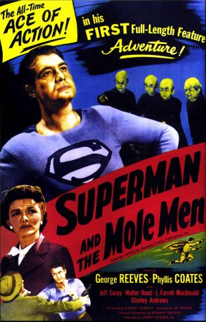 Супермен и люди-кроты - Superman and the Mole-Men