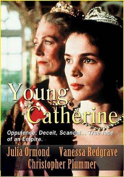 Молодая Екатерина - Young Catherine