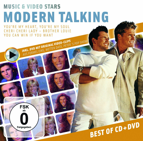 Modern Talking - Music & Video Stars