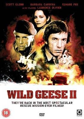 Дикие гуси 2 - Wild Geese II