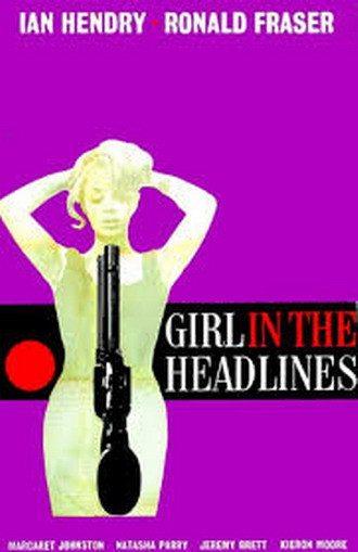 Девушка в газетных заголовках - Girl in the Headlines
