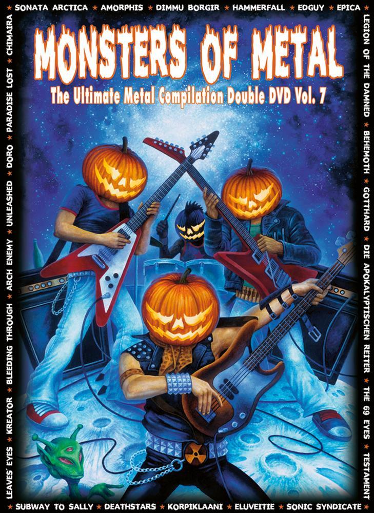 Monsters of Metal Vol.7