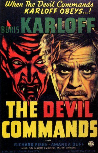 Команды дьявола - The Devil Commands
