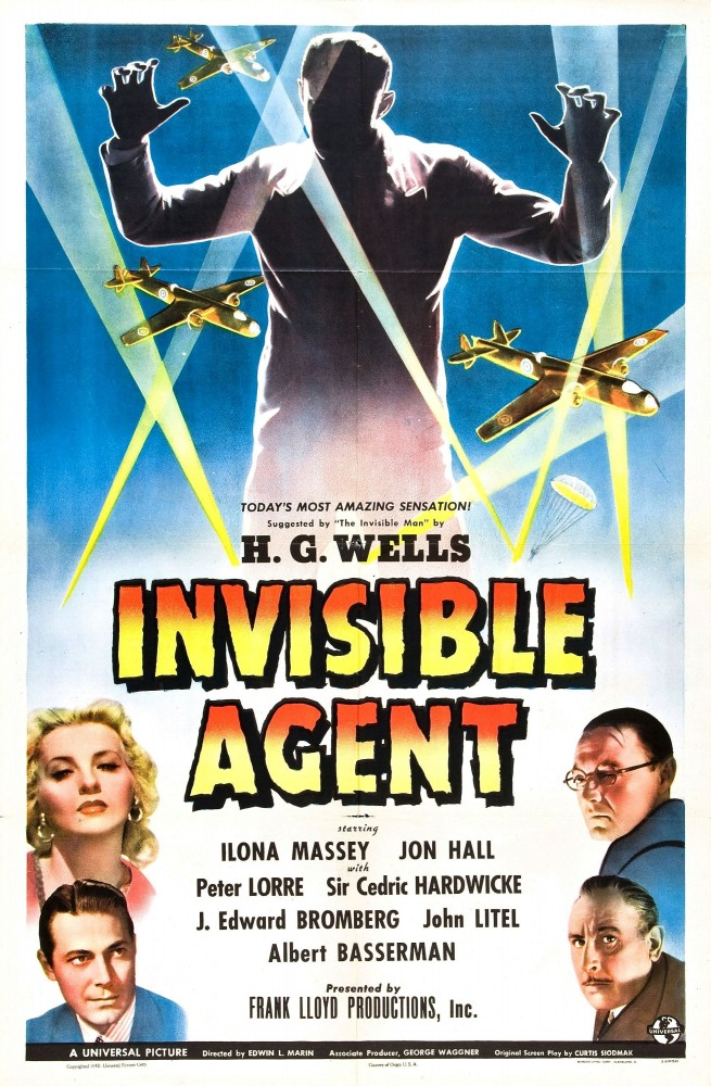 ����� ��������� - Invisible Agent