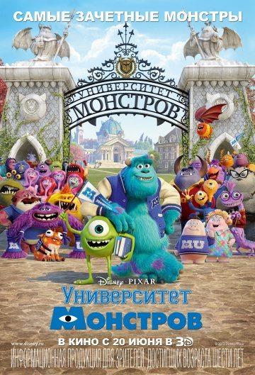 Университет монстров: Дополнительные материалы - Monsters University- Bonuces