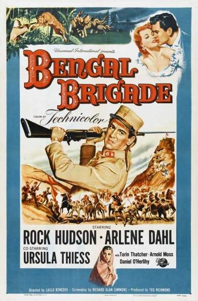 Бенгальская бригада - Bengal Brigade