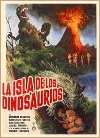 Остров динозавров - La Isla de los Dinosaurios