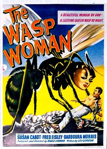 �������-��� - The Wasp Woman