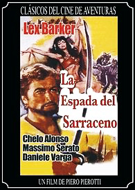 Сабля Сарацина - La scimitarra del Saraceno