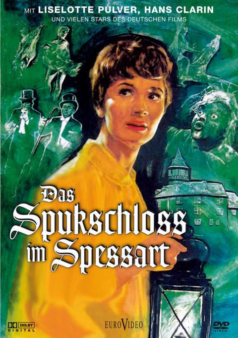 Привидения в замке Шпессарт - Das Spukschloss Im Spessart