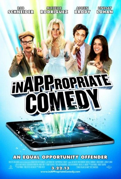 Непристойная комедия - InAPPropriate Comedy
