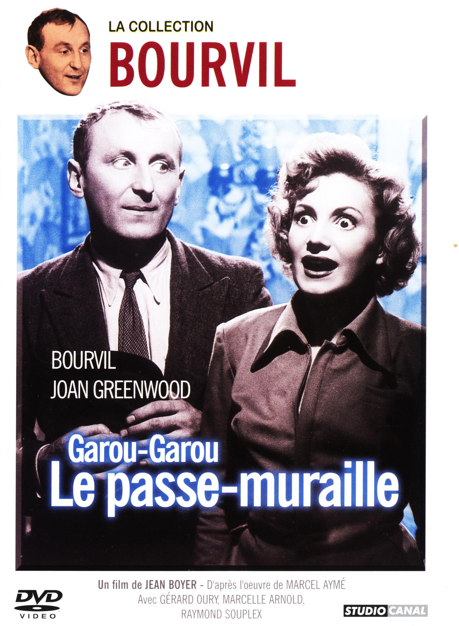 Гару-Гару, проходящий сквозь стены - Garou-Garou Le Passe-Muraille