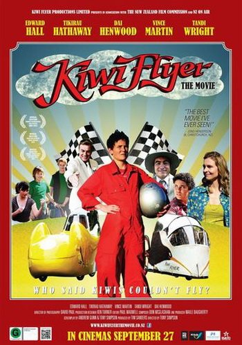 Лётчик Киви - Kiwi Flyer