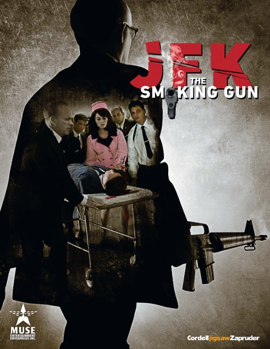 Джон Кеннеди: Пороховой дым - JFK- The Smoking Gun