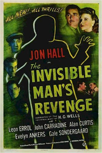 ����� ��������-��������� - The Invisible Man's Revenge