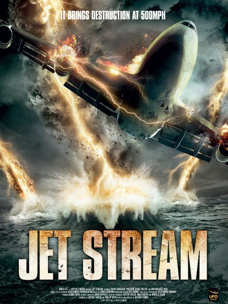 Реактивный поток - Jet Stream