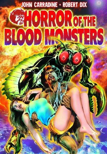 Ужас кровавых монстров - Horror of the Blood Monsters