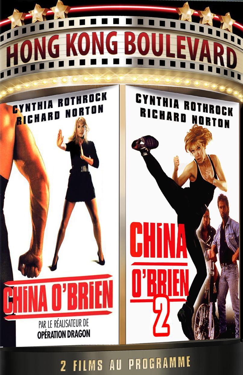 Чайна О'Брайен: Дилогия - China O'Brien- Dylogy