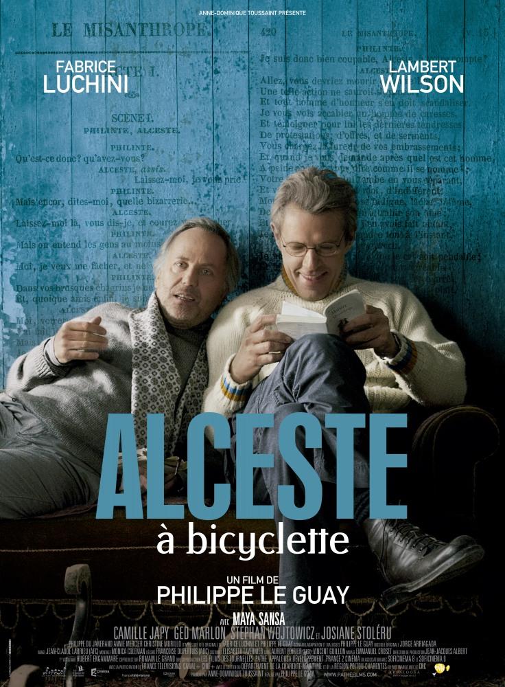 ������� �� ���������� - Alceste a bicyclette