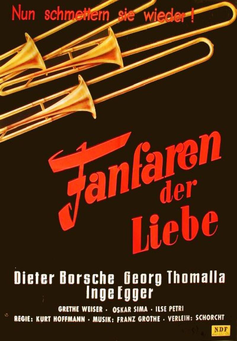 Фанфары любви - Fanfaren Der Liebe