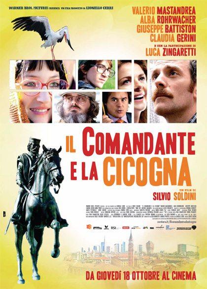 Командир и Аист - Il Comandante e La Cicogna