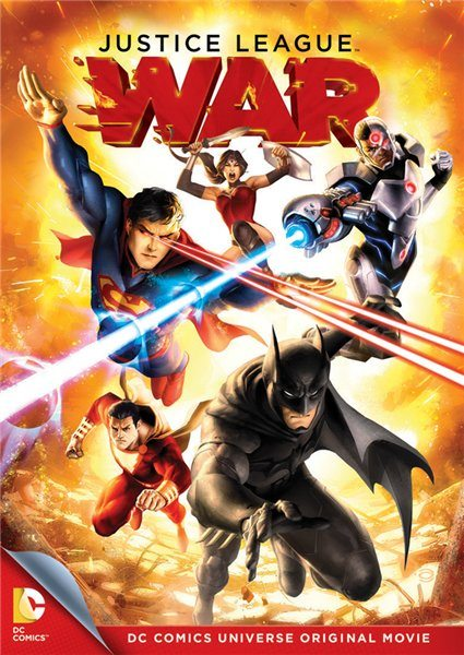 Лига справедливости: Война - Justice League- War