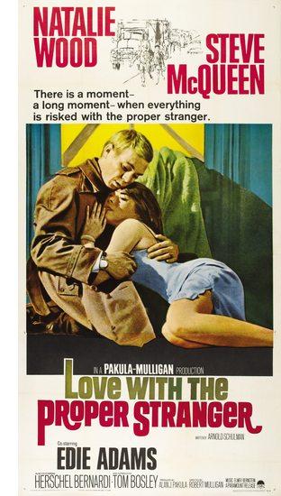 Любовь с подходящим незнакомцем - Love with the Proper Stranger