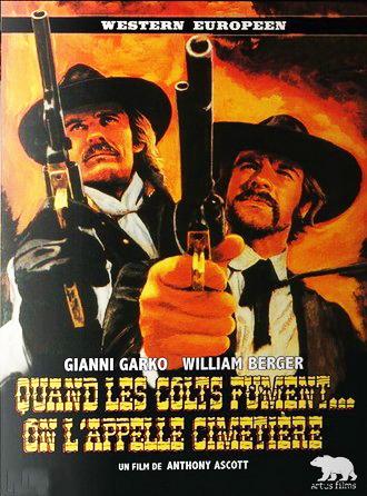 ���� ��� ���������� - Gli fumavano le Colt... lo chiamavano Camposanto