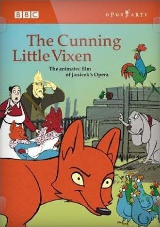 Хитрая лисичка - The Cunning Little Vixen