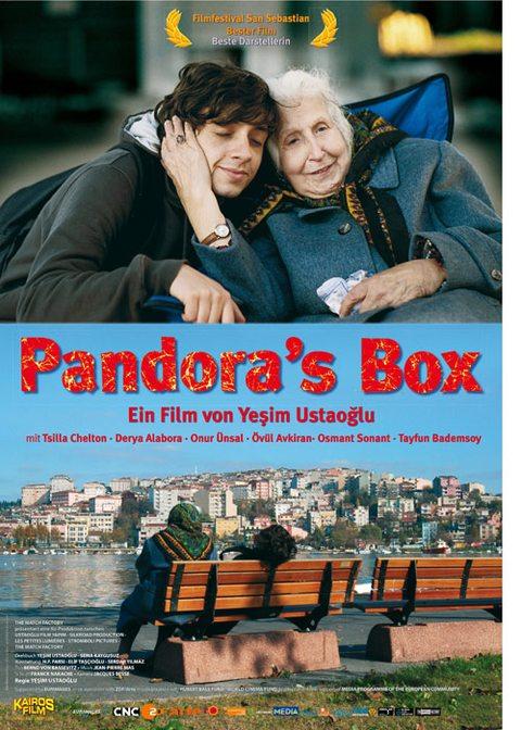 Ящик Пандоры - Pandora'nin kutusu