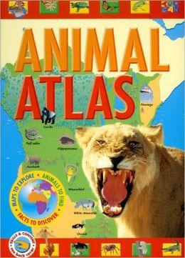 Атлас животного мира - Animal Atlas