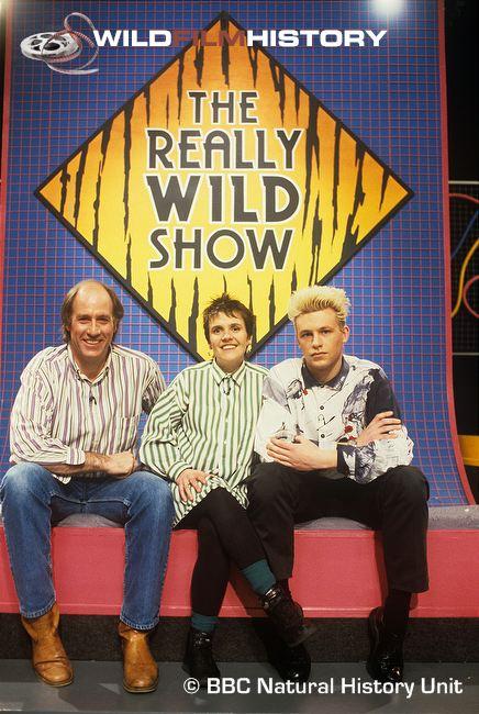 Самое дикое шоу - Really Wild Show