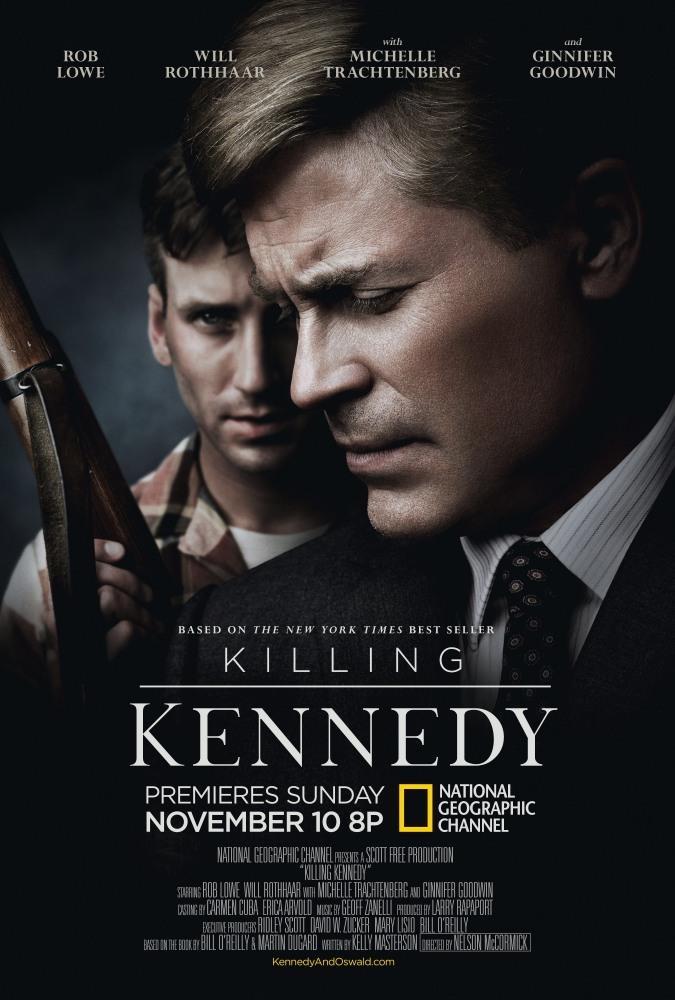 Убийство Кеннеди - Killing Kennedy