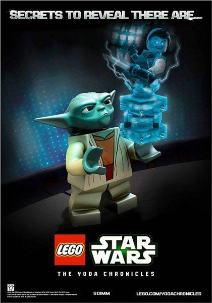 ЛЕГО Звездные войны: Хроники Йоды - Lego Star Wars: The Yoda Chronicles