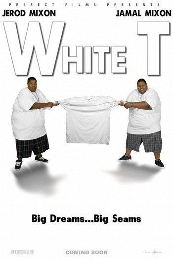 Белая футболка - White T