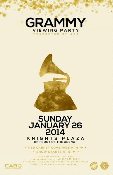 56th Annual GRAMMY Awards. Live