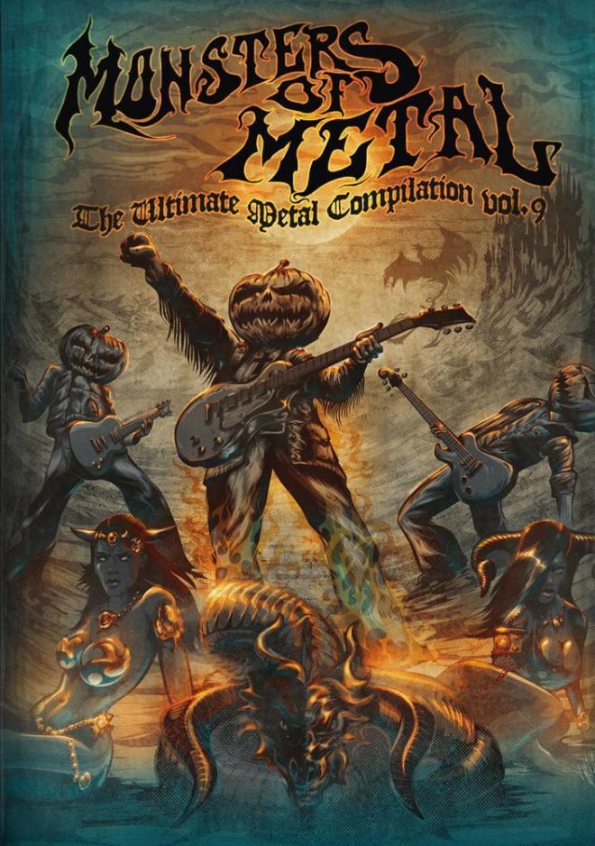 Monsters of Metal Vol.9