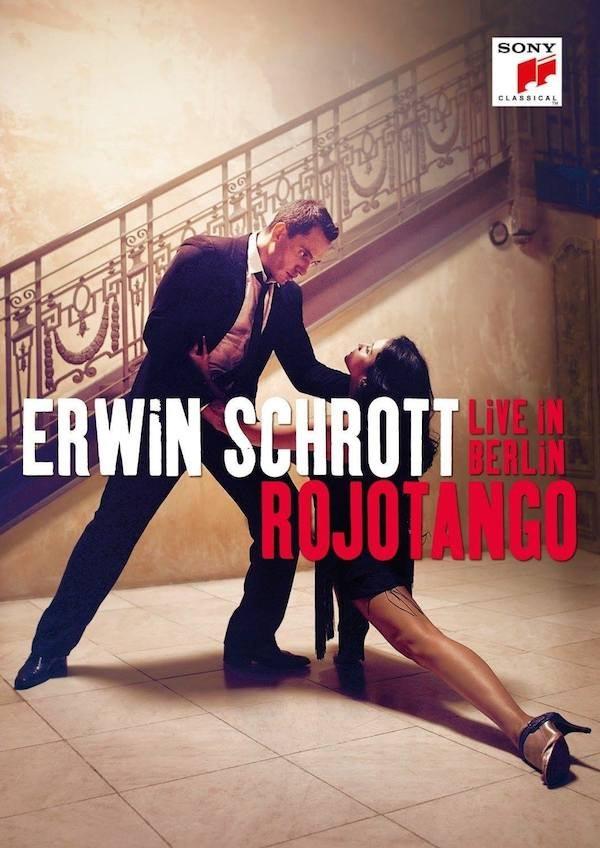 Erwin Schrott - RojoTango. Live in Berlin