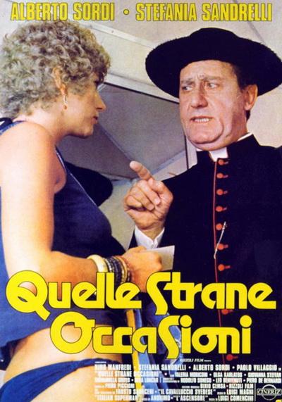 Те странные случаи - Quelle Strane Occasioni