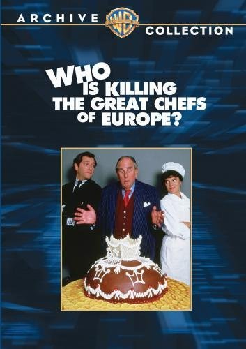 Кто убивает великих европейских поваров? - Who Is Killing the Great Chefs of Europe