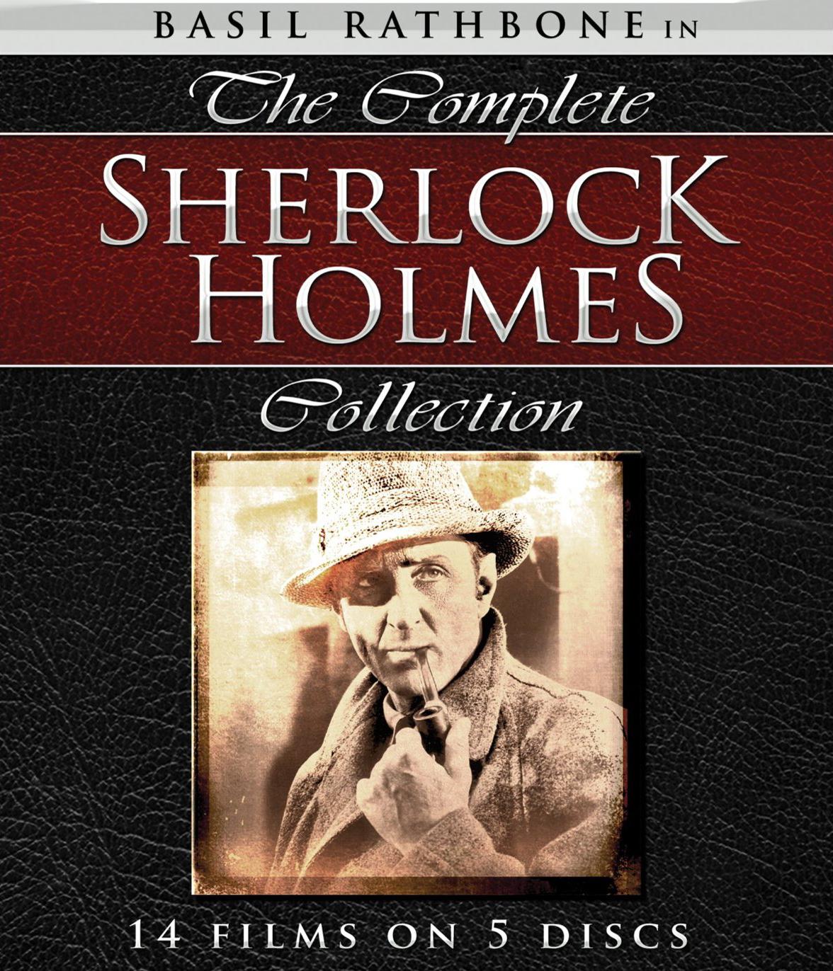 Шерлок Холмс: Полная коллекция (1939-1946) - Sherlock Holmes- The Complete Collection