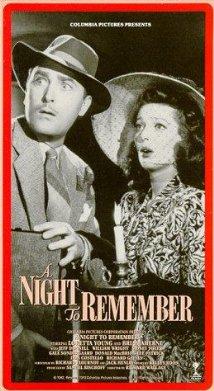 Незабываемая ночь - A Night to Remember