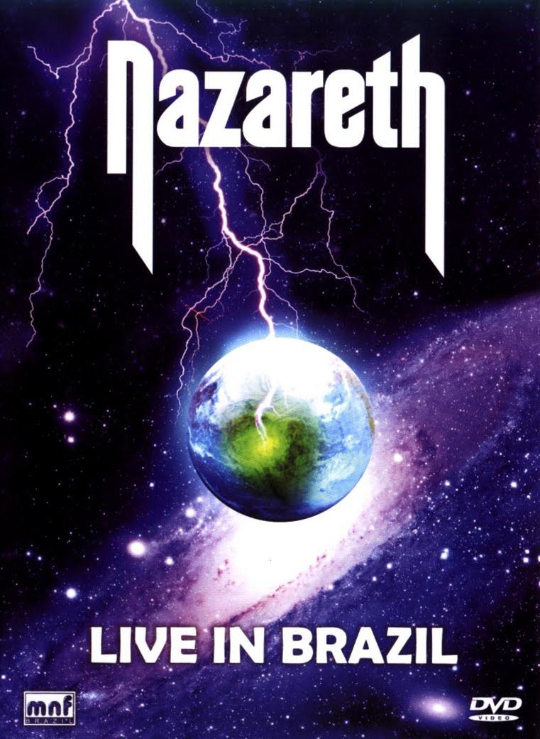 Nazareth - Live in Brazil