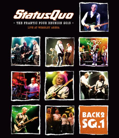 Status Quo - Live at Wembley Arena