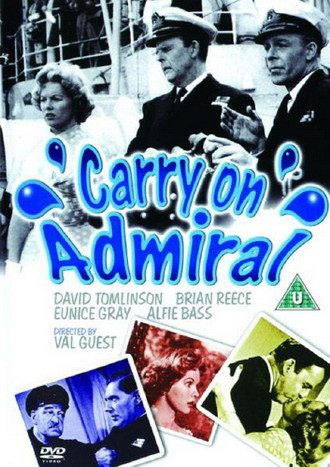 Так держать Адмирал - Carry on Admiral