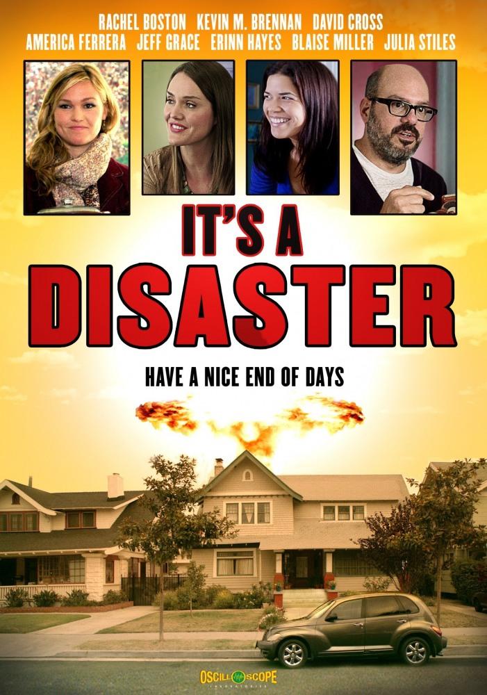 Это катастрофа - It's a Disaster